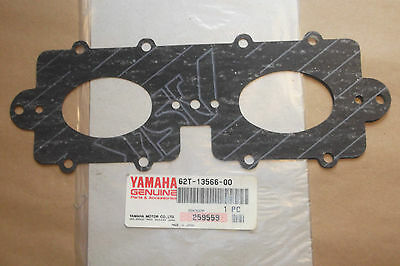 YAMAHA SJ700 RA700 XL700 JETSKI GENUINE INLET MANIFOLD GASKET - # 62T-13556-00