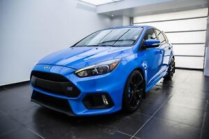 2017 Ford Focus RS Manuel, Navigation