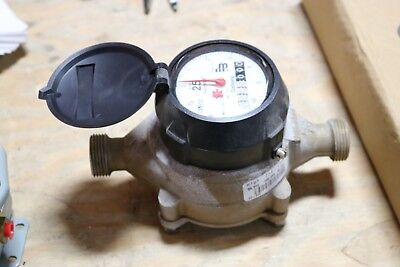 New Badger Model 25 Recordall Water Meter