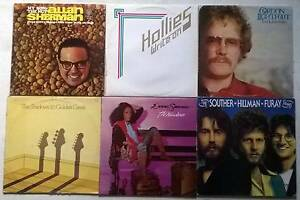HEAPS of vinyl Record LPS for sale! ONLY $5 EACH! Pick-up or post Beerwah Caloundra Area Preview