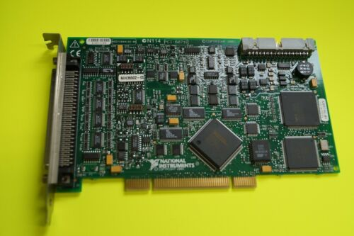 PCI-6071E ~ National Instruments Multifunction DAQ Card 184411E-01