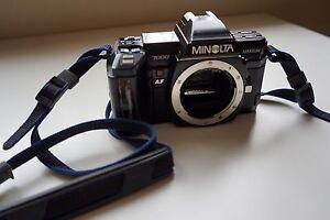 Minolta Maxxum 7000 35mm Film Camera Port Macquarie Port Macquarie City Preview
