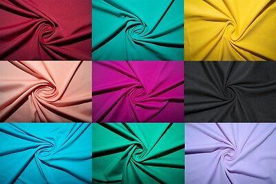 69 Colors Nylon Lycra Spandex 4 Way Stretch Swimwear Cosplay Fabric (Lycra Swimsuit Fabric)