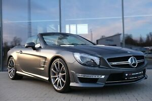 Mercedes-Benz SL 65 AMG 45th Anniversary 1 of 45  MKB 830Ps