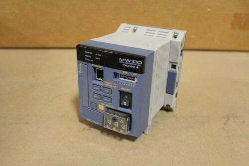 Yokogawa MW100-E-1W Data Acquisition Unit