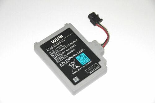Original Nintendo Wii U 1500mAh 3.7V Gamepad Battery WUP-012