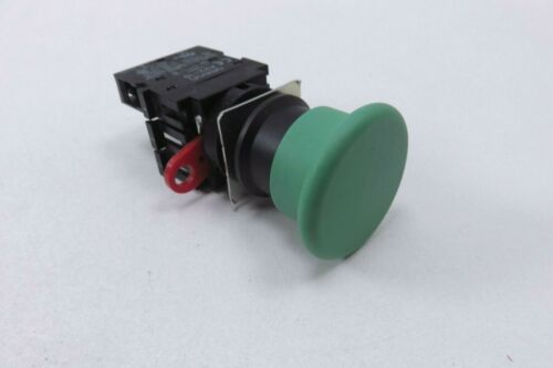Omron A22-10 Switch Green Push Button