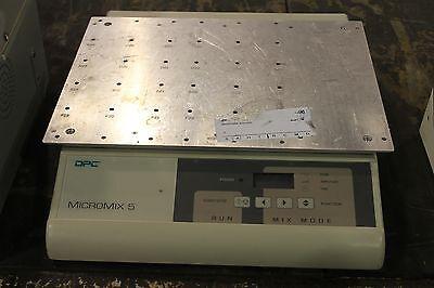 Dpc Micromix 5 Shaker Table Mixer