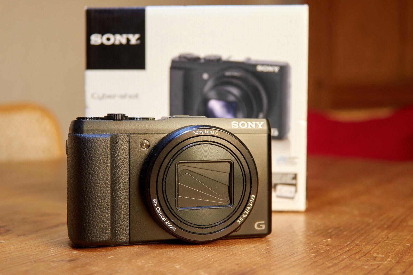Sony Cybershot DSC-HX50 DSC HX 50  Digitalkamera Superzoom