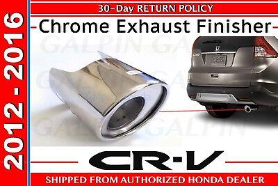 GENUINE HONDA S2000 CHROME EXHAUST TRIM 2005/>