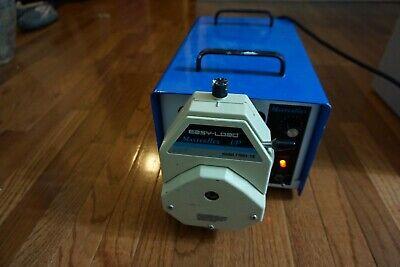 Cole Parmer Masterflex Peristaltic Pump Preparative Easy-load Head 7549-32 650 R