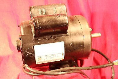 Century 8-164079-20 3450 Rpm 115230v 15-7.5 A Motor 2hp Compressor Duty 1phase