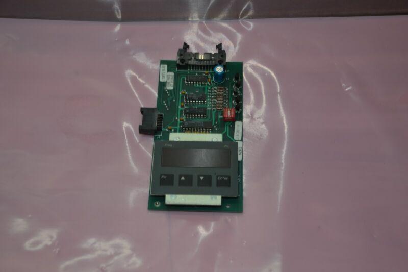 ALLEN BRADLEY 120661-01 REV2 120665 MODULE WITH DIGITAL DISPLAY