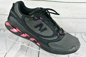 New Balance 850 True Balance Black Pink Walking Shoes Womens Size 10 WW850BS