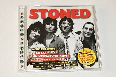 Mojo Presents Stoned - CD Album - 2007 - 15 Great Tracks Greats Cd Album