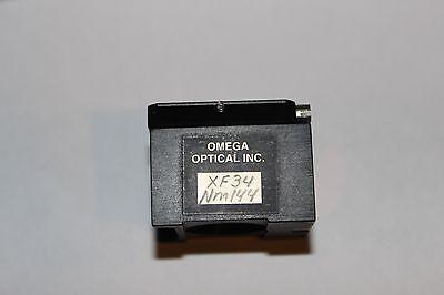 Omega Fluorescence Filter Cube For Nikon Diaphot Labophot Optiphot Microscope