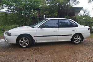 1995 Subaru Liberty - Need it gone Mullumbimby Byron Area Preview
