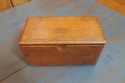 Antique Vintage Singer Sewing Machine Puzzle Box, With Attachments, Country,Farm