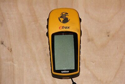 Garmin etrex 12 Channel Handheld Personal Navigator GPS ~Tested Works