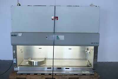 Nuaire Nu-430-600 Class Ii Type B2 Bio Safety Cabinet 6 Laminar Biohazard Hood