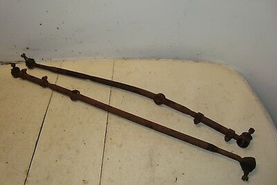 1955 Ford 860 Tractor Power Steering Tie Rods 800