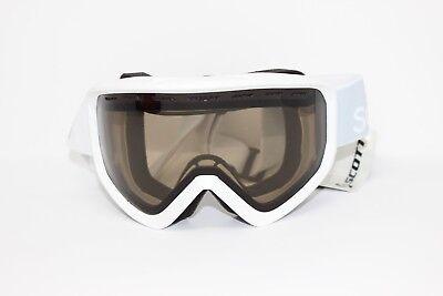 112db20933be9 Adult Scott GT 10x Goggles Snow Winter Sport Ski Snowboard White Frame
