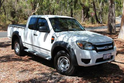 2009 Ford Ranger XL Space Cab 5 Speed Manual 2.6 Litre Diesel Subiaco Subiaco Area Preview