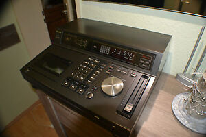 Technics SL-P1200 legendary High-End CD Player remote