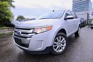 2013 Ford Edge Limited AWD, Leather, Navi, Rear entertaining sys
