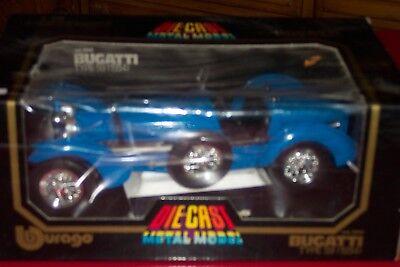 Burago Bugatti Type 1/18 segunda mano  Embacar hacia Spain