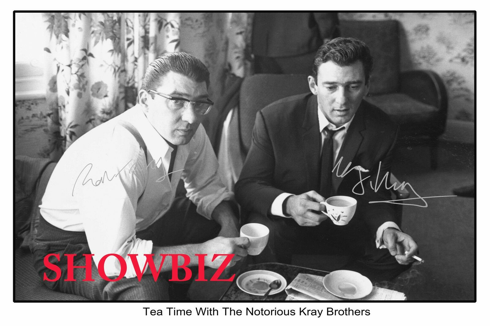 50 Years Since Arrest Of Kray twins photo gallery
