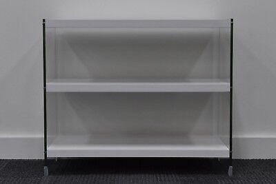 Computer rack, mount 3 tier stand for PC/AV Component Rack