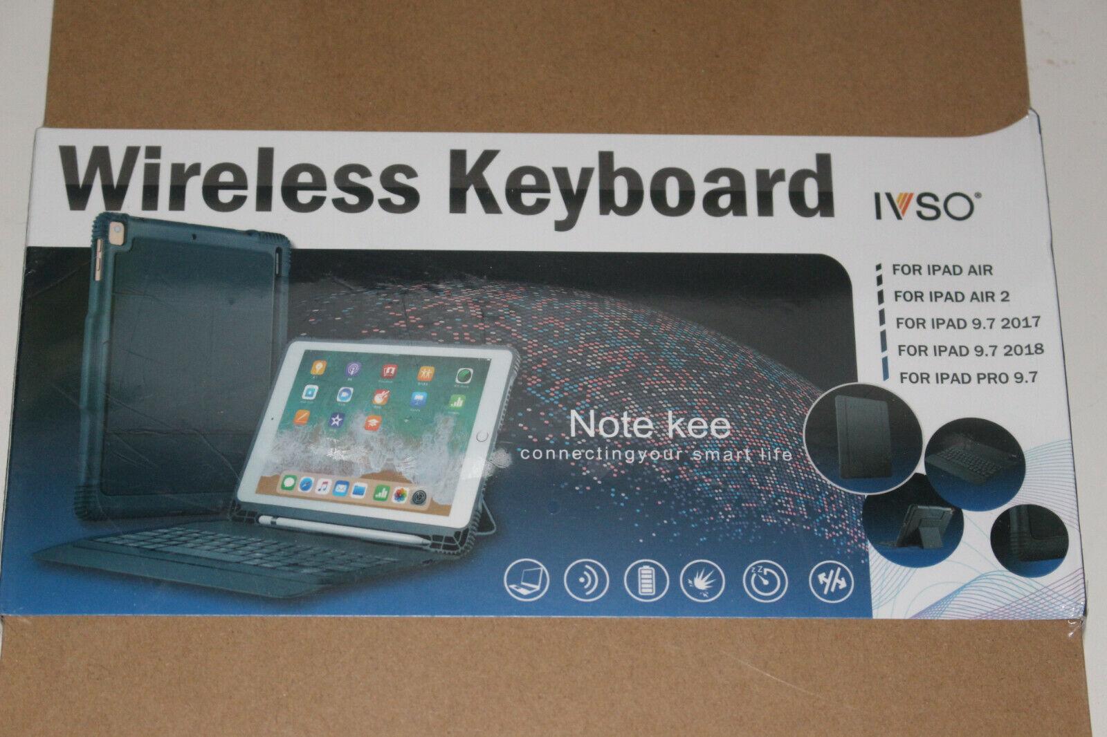 new note kee wireless keyboard case