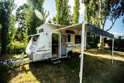 JAYCO DISCOVERY OUTBACK OFFROAD SUSPENSION Poptop Caravan with AC Cranbourne East Casey Area Preview