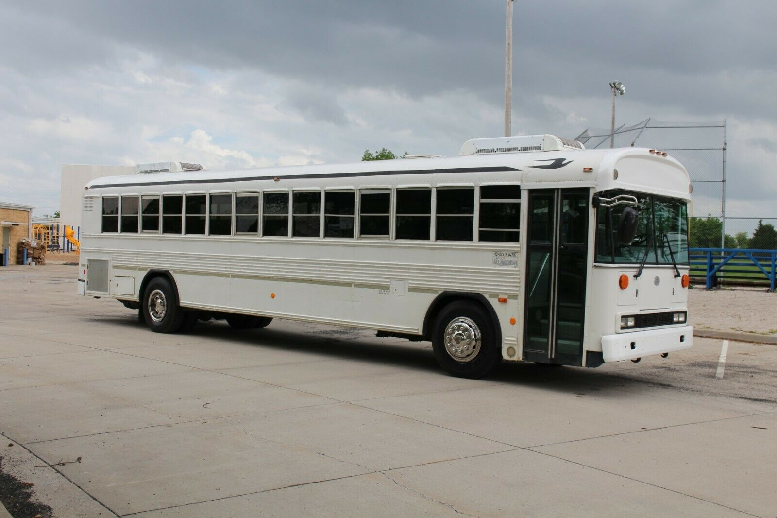 2009 Blue Bird School Activity Bus Skoolie RV motor home 8.3L Cummins Used Buses