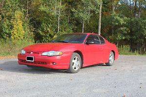 2002 Chevrolet Monte Carlo SS - $600 OBO