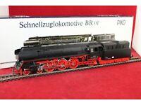PDF-Anleitung Dampflok DR BR 53 MOC Unikat Custom zum Bau aus LEGO©-Steinen