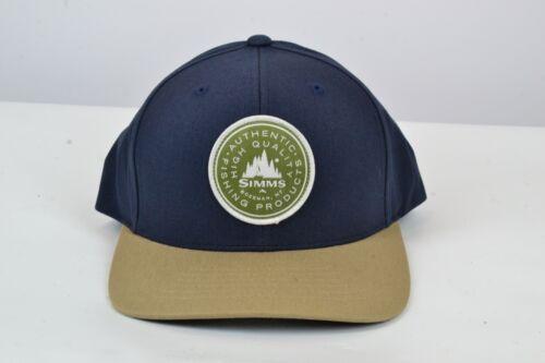 new with tags classic baseball cap wilderness nightfall fishing hat simms