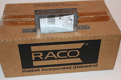 25 Pc 3-34 X 2 Electrical Switch Box Raco 404 1 Deep Nm Clamps