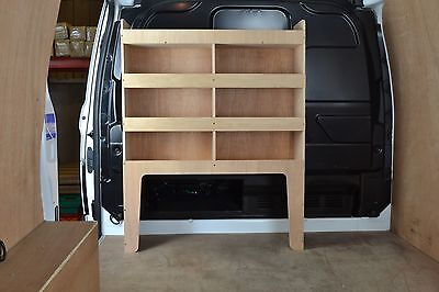 Ford Transit Custom Racking Shelving fits SWB + LWB - Bulkhead storage unit WR57