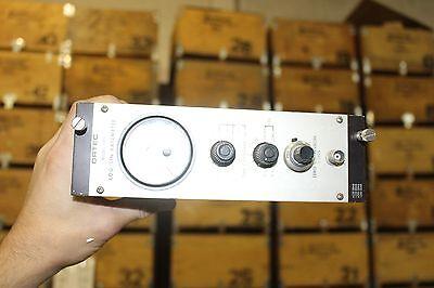 Ortec 449 Loglin Ratemeter Nim Bin Modular