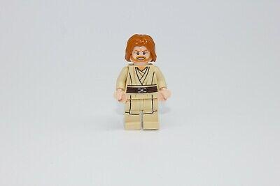 LEGO USED MINIFIG Star Wars Obi-Wan Kenobi SW0489 75021