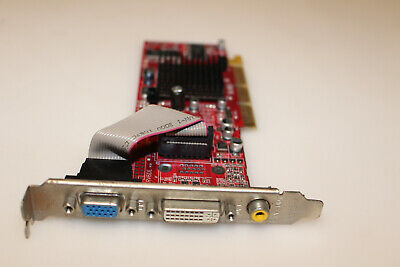 carte graphique AGP Radeon 7000 64MB (RV6DE-B3/E)
