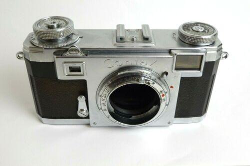 Zeiss Ikon Contax IIa rangefinder camera