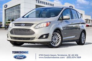 2015 Ford C-Max SEL cuir navigation comme neuf