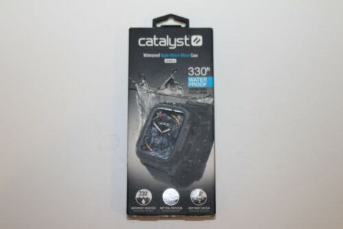 Catalyst Waterproof Case & Band Apple Watch Series 4 44mm Black OPEN BOX