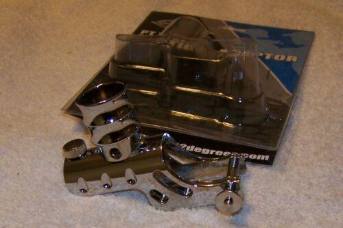 PT Xtreme Paintball Gun Pistol Feeder Loader Hopper Clip Vertical Feed Adapter