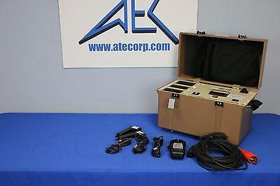 Megger Biddle Avo 246001 Battery Impedance Tester Bite
