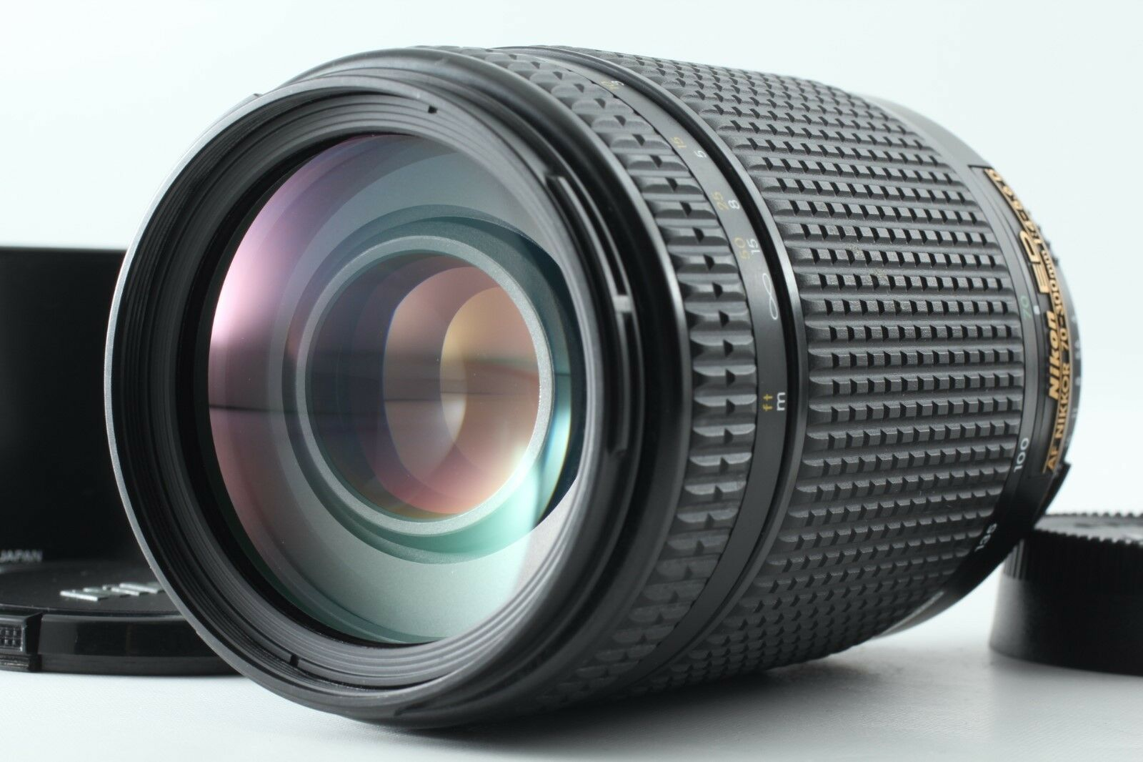 NEAR MINT NIKON AF Zoom NIKKOR ED 70-300mm f/4-5.6 D Lens from Japan #A091 F/S
