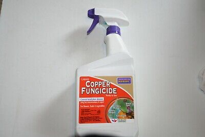 BONIDE PRODUCTS INC Copper Fungicide, 32-oz. Liquid Spray Bottle For Organic -
